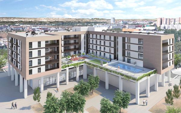 Obra nueva en zaragoza promociones de viviendas nuevas en for Piso obra nueva zaragoza
