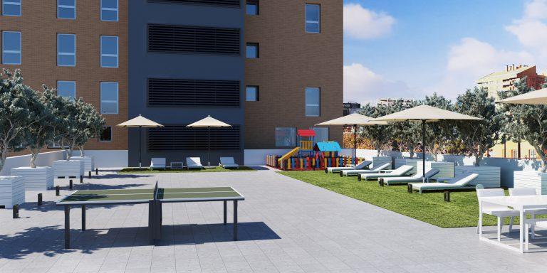Edificio Condes de Aragón - Exterior01