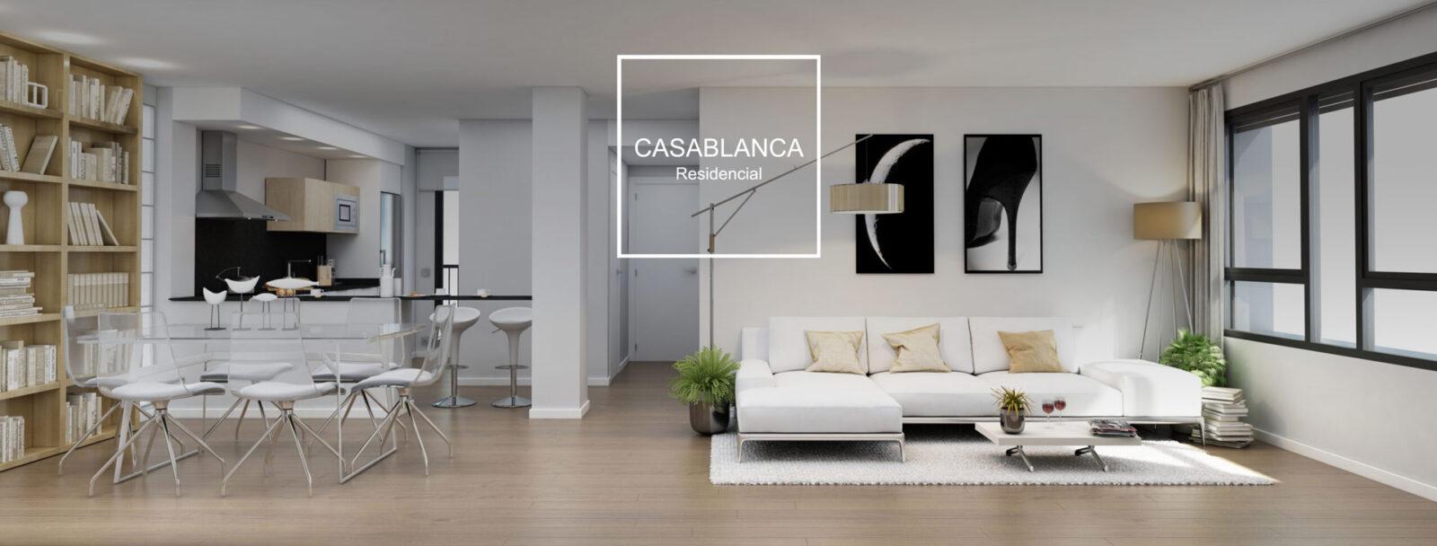 Casablanca Residencial - Retoque Segia Casablanca Salon Foto1 Scaled